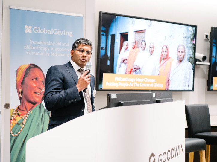 10 Years of GlobalGiving in the UK