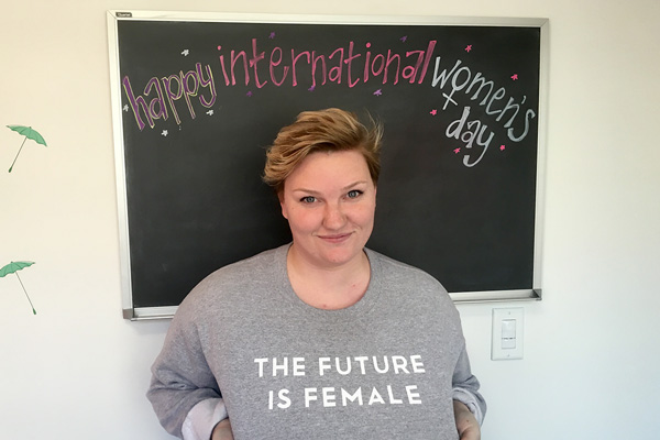 GlobalGiving Fellow on International Women's Day