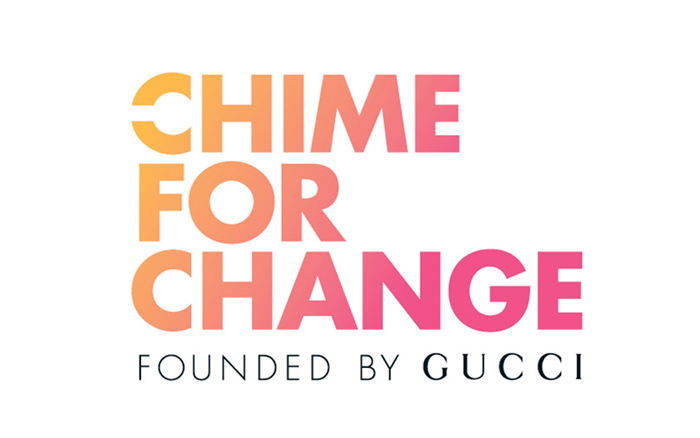 Chime for Change Logo