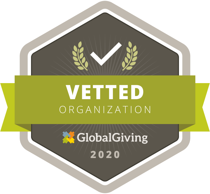 GlobalGiving vetted Organization 2020