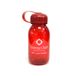 Receive a TYO water bottle with a $50 donation to support education in Palestine!