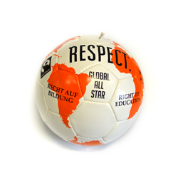 Buy a holiday gift for low-income youth and receive a fair trade soccer ball as a thank you