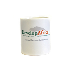 Provide computer training to girls in Sierra Leone and receive a free coffee mug!