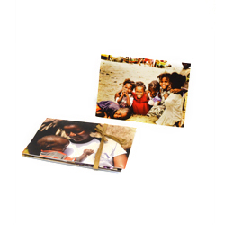 Help save a mother's life in the Congo--and get a collection of holiday cards for free!