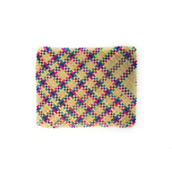 Give a Kitchen Garden for an Indonesian family, get a set of 4 handwoven mats for free!