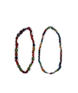 Support early education for children in Peru and receive a necklace made by the children