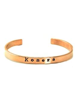 for Mentorship and you receive a Komera Cuff!