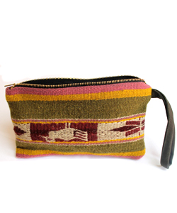 Funds trainings for women to increase their income and gets you a handwoven clutch in thanks!