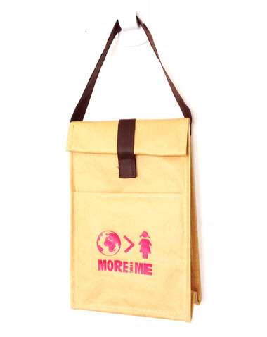 Provide school lunch to a girl in Liberia for 6 months, get a free More Than Me Lunch Box!