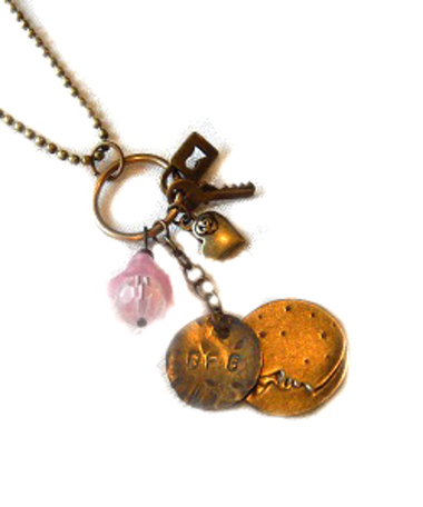 Empower girls and women worldwide with more dignity, health and safety through quality sustainable menstrual management for $100 and get a charm necklace!