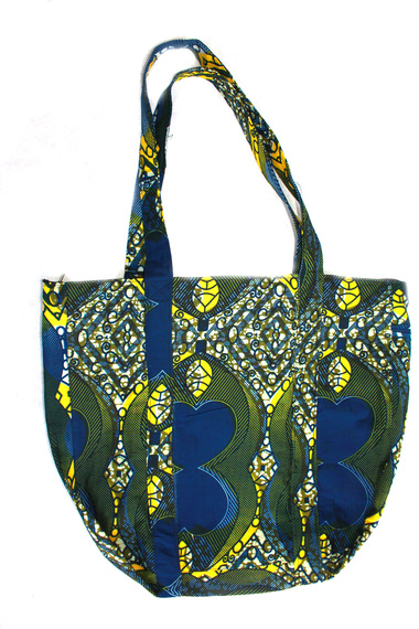 Empower refugee women in Uganda and receive a beautiful, traditional bag