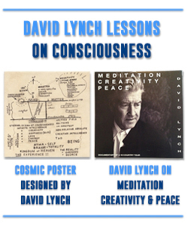 Help us teach at-risk youth around the globe to meditate and receive a David Lynch documentary with a poster designed by David Lynch!