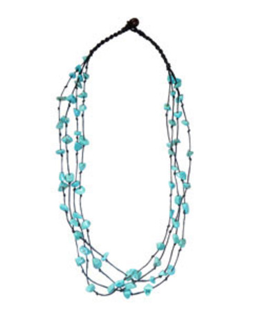 Provide Education for one child for one month and receive a necklace for free