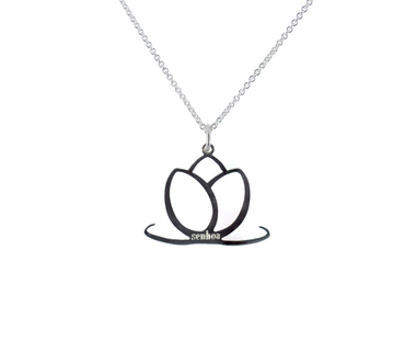 Creates Opportunities for Human Trafficking Survivors in Cambodia and Gets You a Beautiful Sterling Silver Lotus Necklace!
