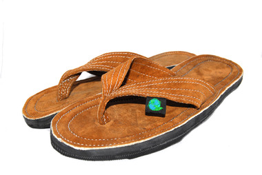 Help employ a Haitian mom and get a free pair of recycled sandals!