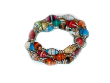 Help fund microloans for young women in Uganda and receive a free bracelet
