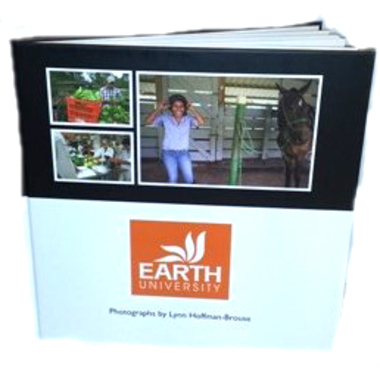 Support an education for promising young leaders and receive an EARTH photo book of campus life and students' dreams!