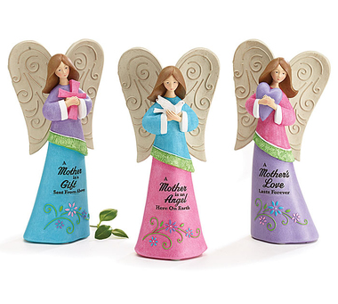 Provide Support to Youths and Teens Living with Epilepsy and receive a free Hand-Painted Resin Angels