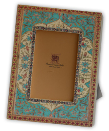 When you donate to save and improve a life you will receive a beautiful, handcrafted frame for free!