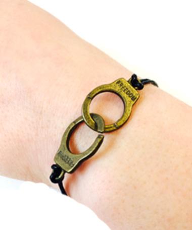 A $30 donation gets you a bracelet!