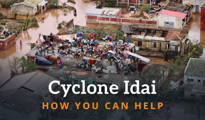 Cyclone Idai - How You Can Help
