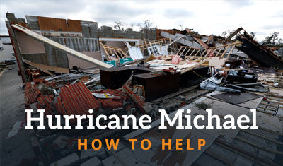 Hurricane Michael - How You Can Help