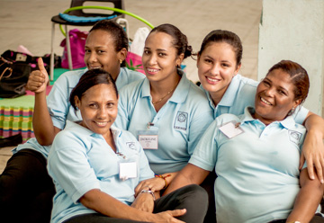 Fight Poverty: Educate Women in Panama by Fundacion Calicanto