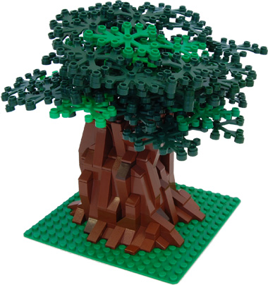 Build a Tree - Bricks for Good