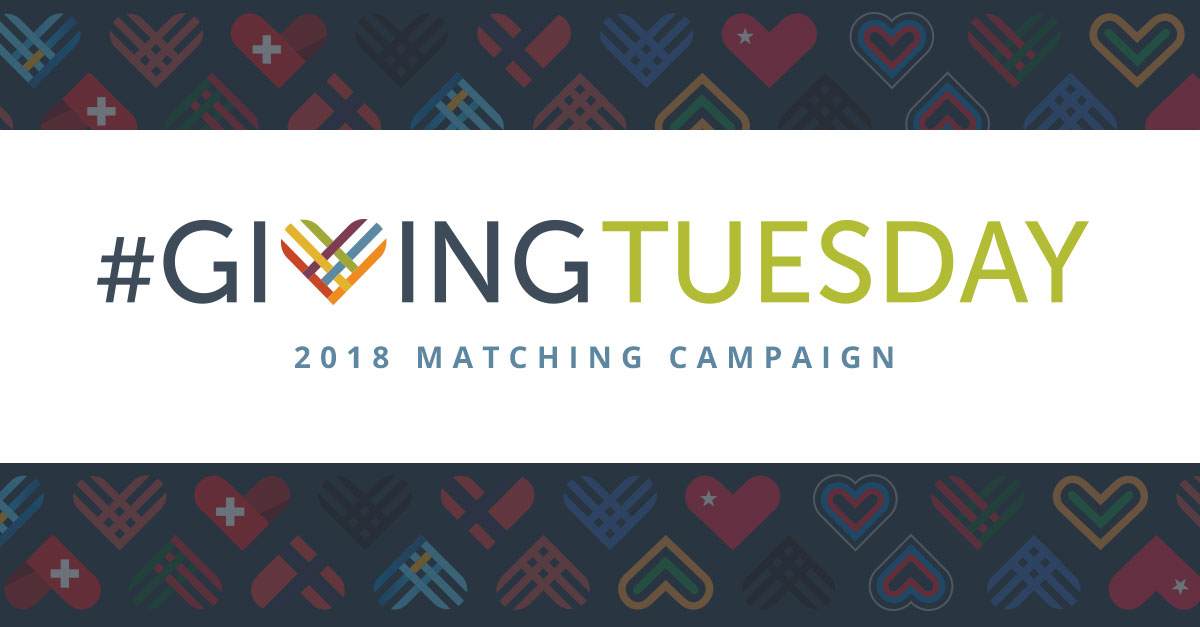 2018 #GivingTuesday Campaign