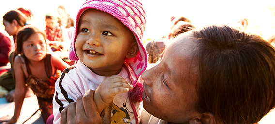 Nepal Earthquake Two-Year Anniversary Matching Campaign