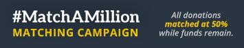 #MatchAMillion Campaign