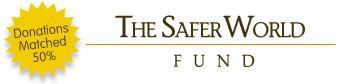 Safer World Fund Matching Campaign 2016