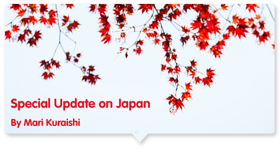 Special Update on Japan