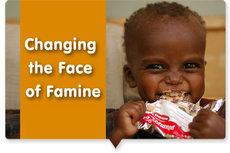 Changing the Face of Famine