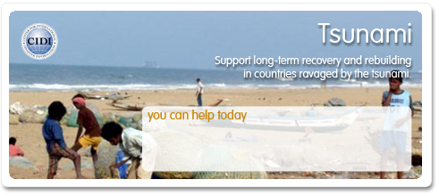 South Asian Tsunami Recovery