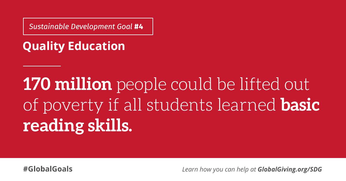 Quality Education - GlobalGiving