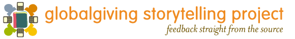 GlobalGiving Storytelling Project