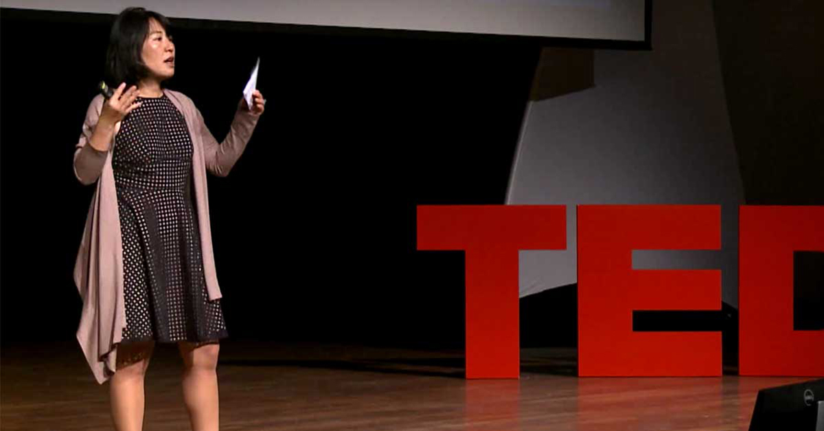GlobalGiving at TEDx