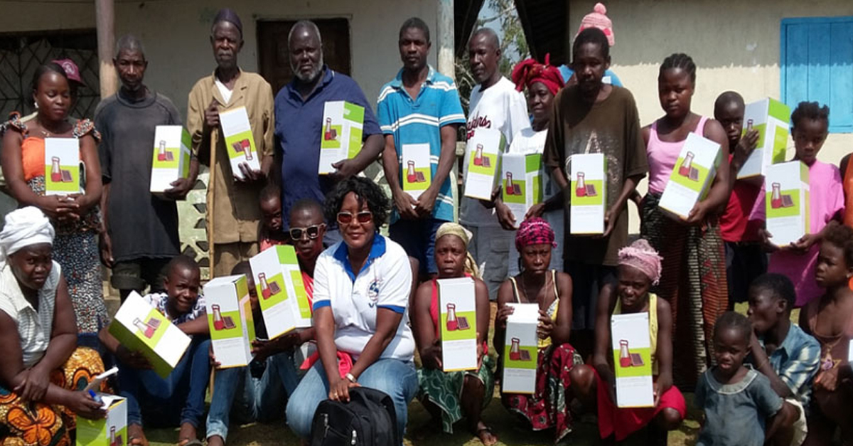 Liberian Nonprofit Success Story