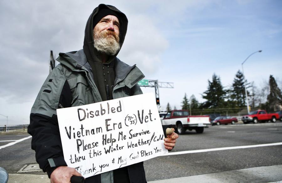 Help veterans July 4th