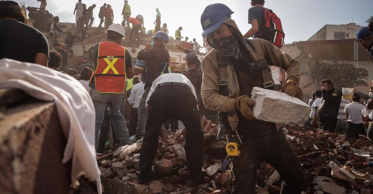 Mexico Earthquakes: Fast Facts