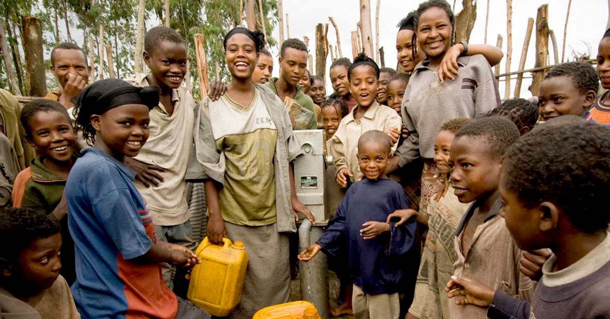 Ethiopia Scott Harrison Charity Water