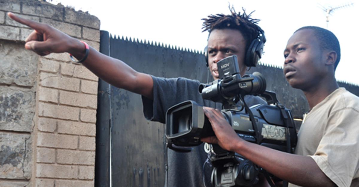 Filmmaking at Hot Sun Foundation