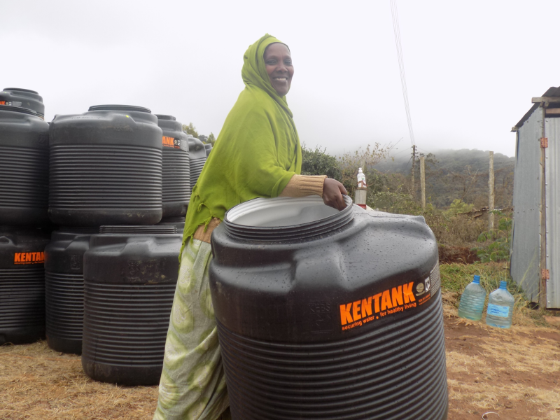 GlobalGiving Responds to Drought in Kenya