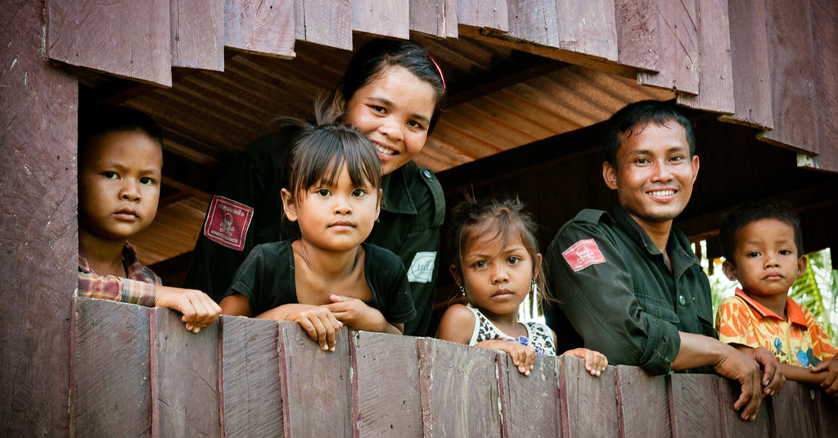 Crowdfunding in Cambodia