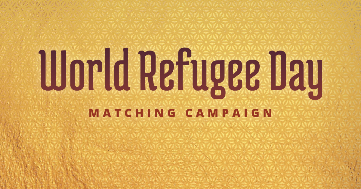 World Refugee Day Matching Campaign