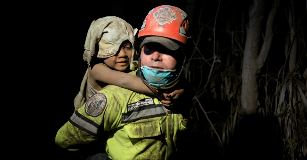 how to help after Guatemala volcano