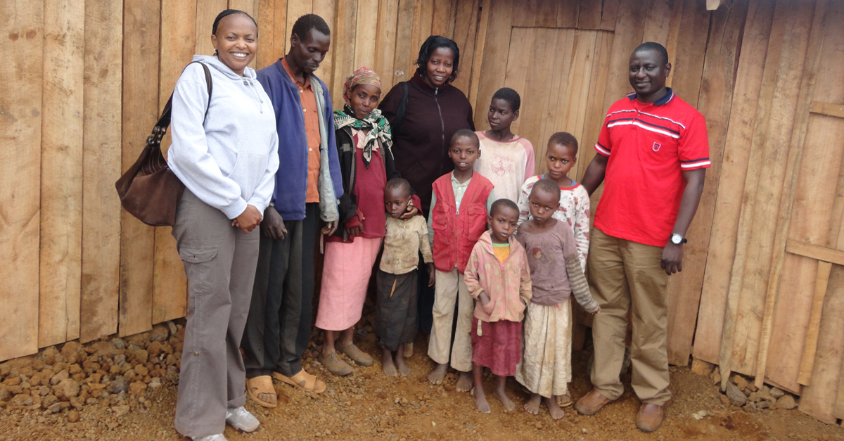 Protecting children in Kenya