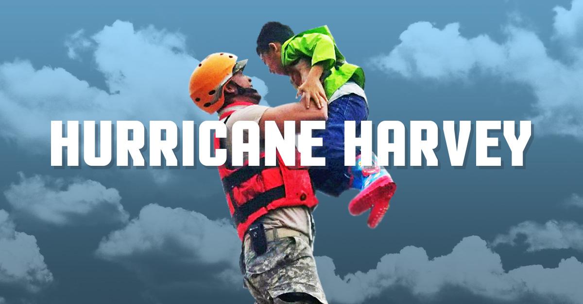Double Your Impact On Hurricane Harvey Anniversary