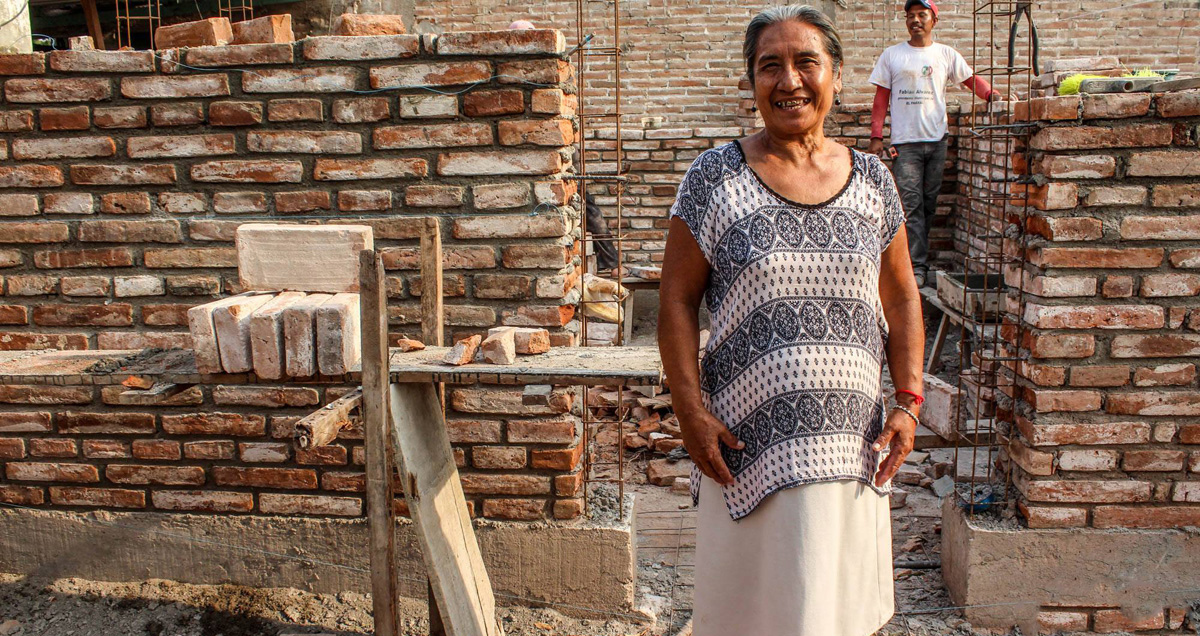 Mexico earthquake one year later